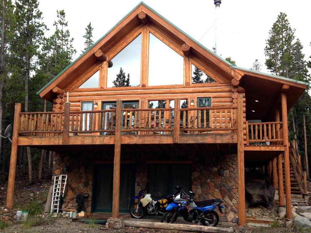 Tim's Cabin