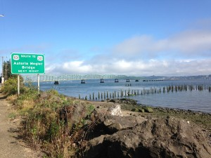 Astoria Megler Bridge Shot