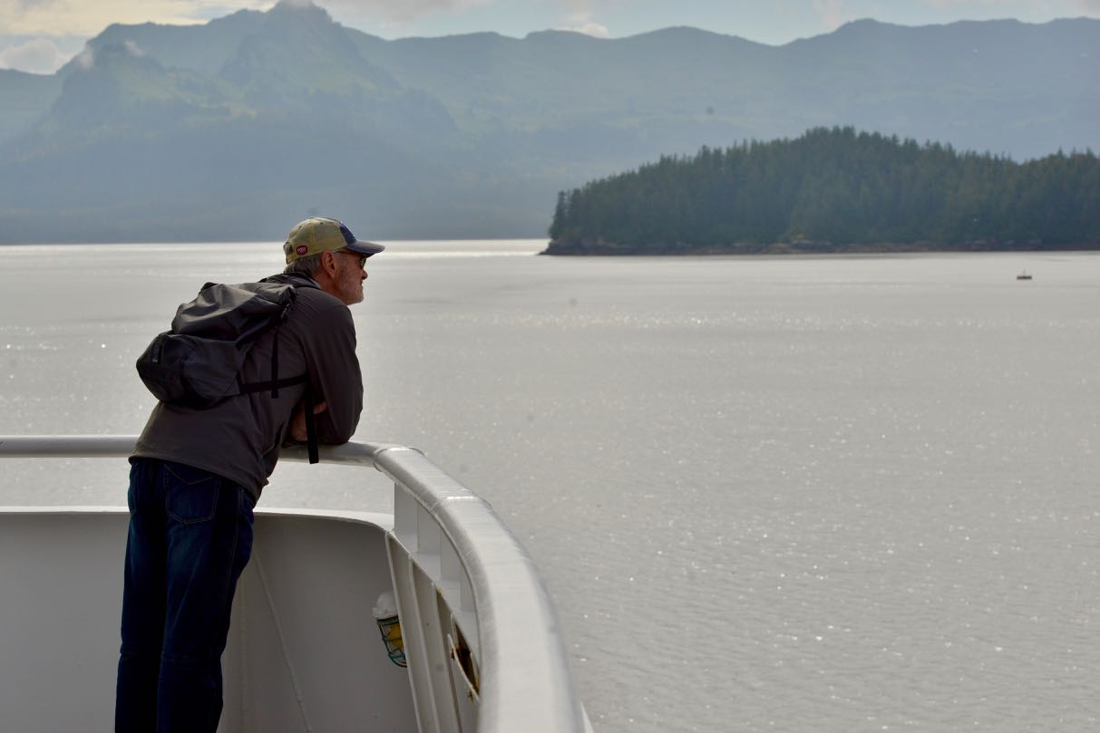 Bill taking in Alaska
