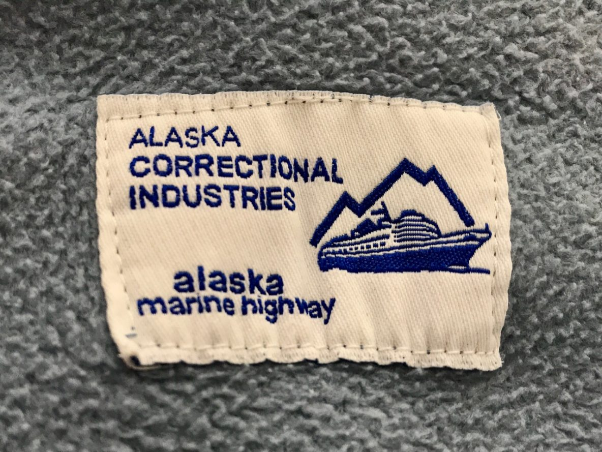 Corrections Blanket Tag