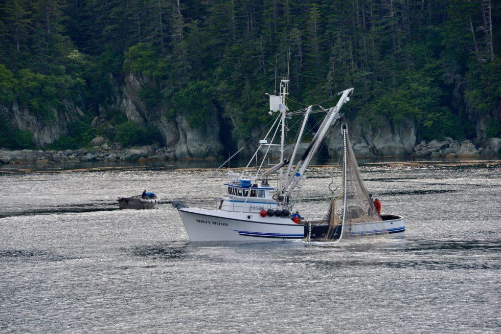 Misty Moon Fishing Boat