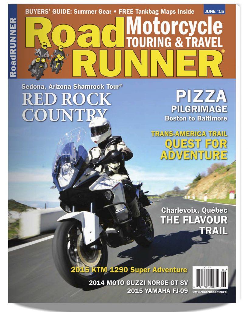 TAT Part 1_RoadRUNNER Jun15 Cover JPG