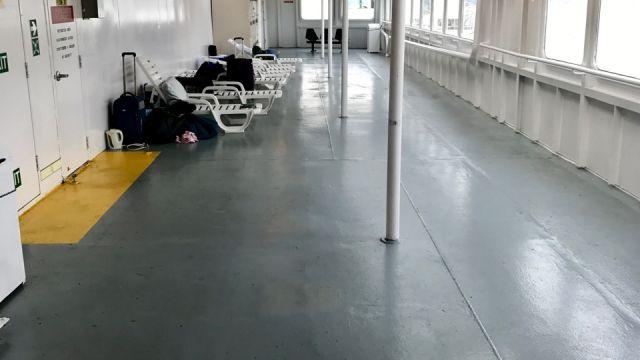 Kennicott Deck
