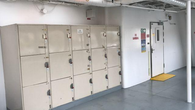 Kennicott Lockers
