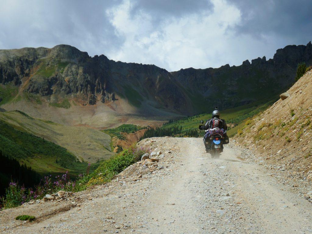 AH Descending Ophir Pass