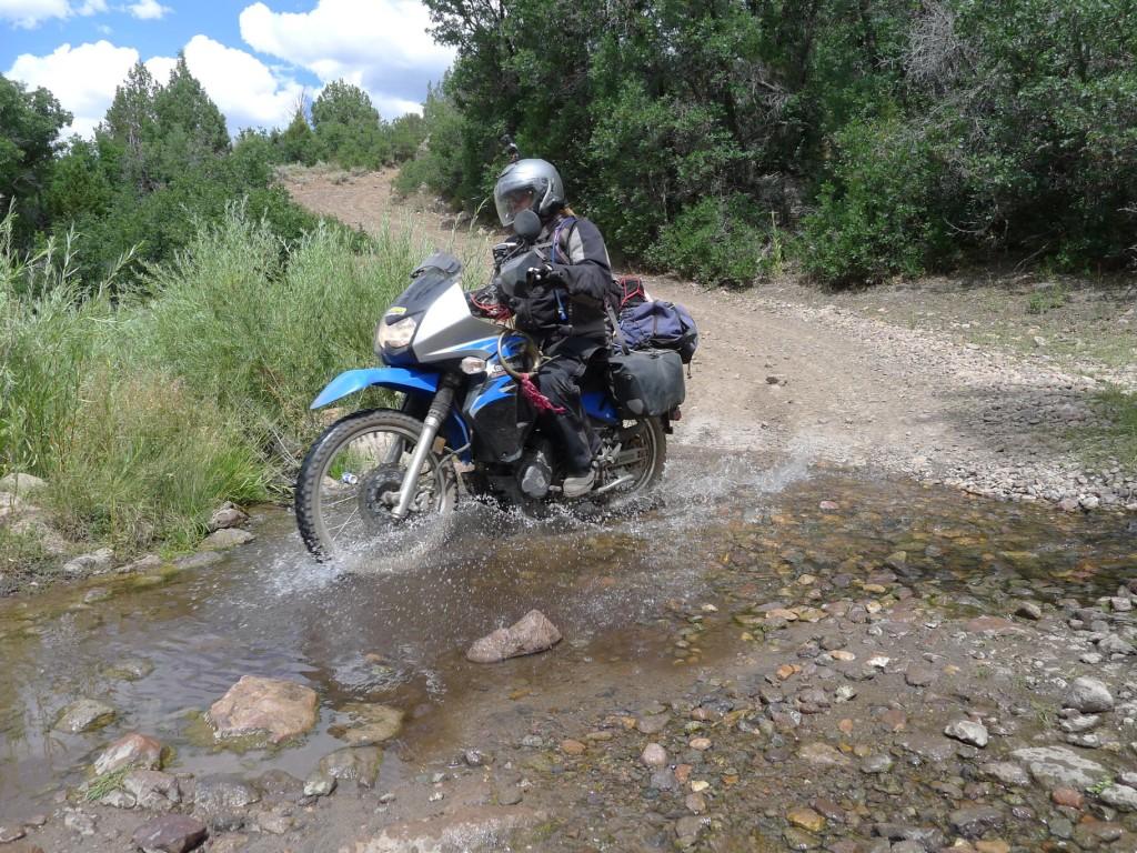 Successful TAT Water Crossing