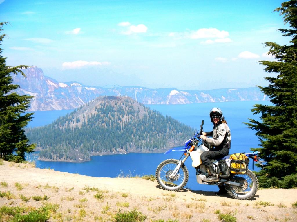 Luke Crater Lake Hero Shot