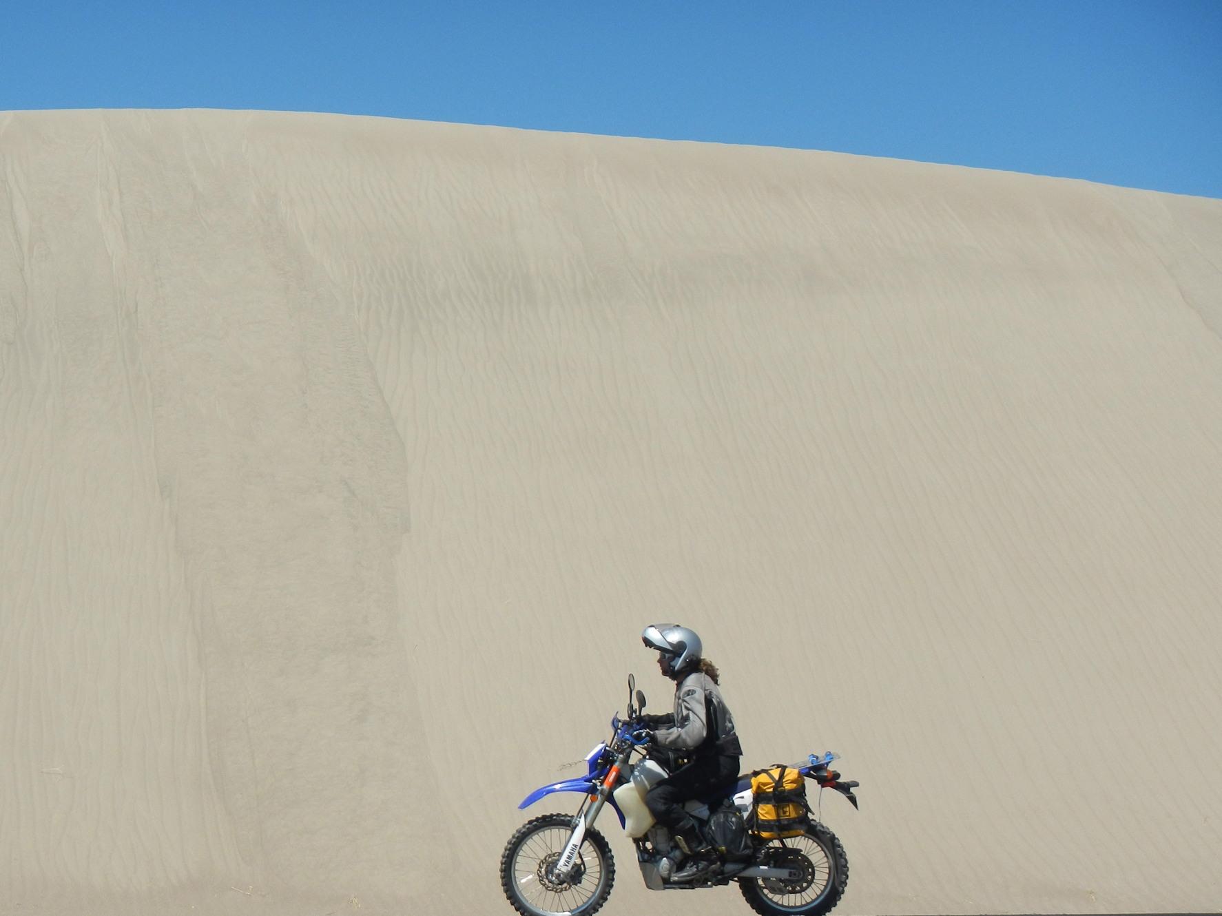 Luke Sand Dune