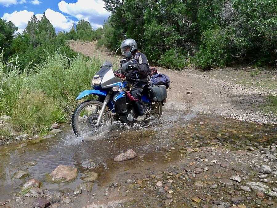 AH CO Water Crossing